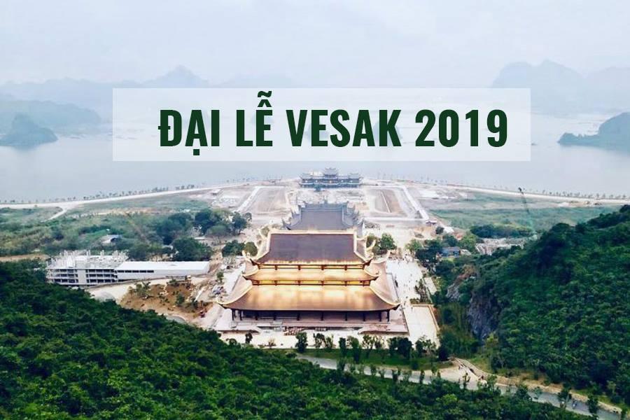 Đại lễ Phật Đản Vesak 2019