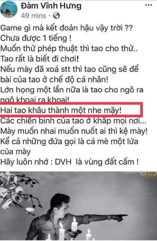 ngan ngam voi van hoa ung xu cua mot bo phan nghe sy tren mang xa hoi