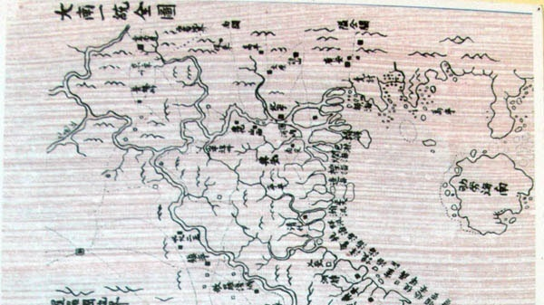 vi the cua bien trong mat cac vi vua dau trieu nguyen