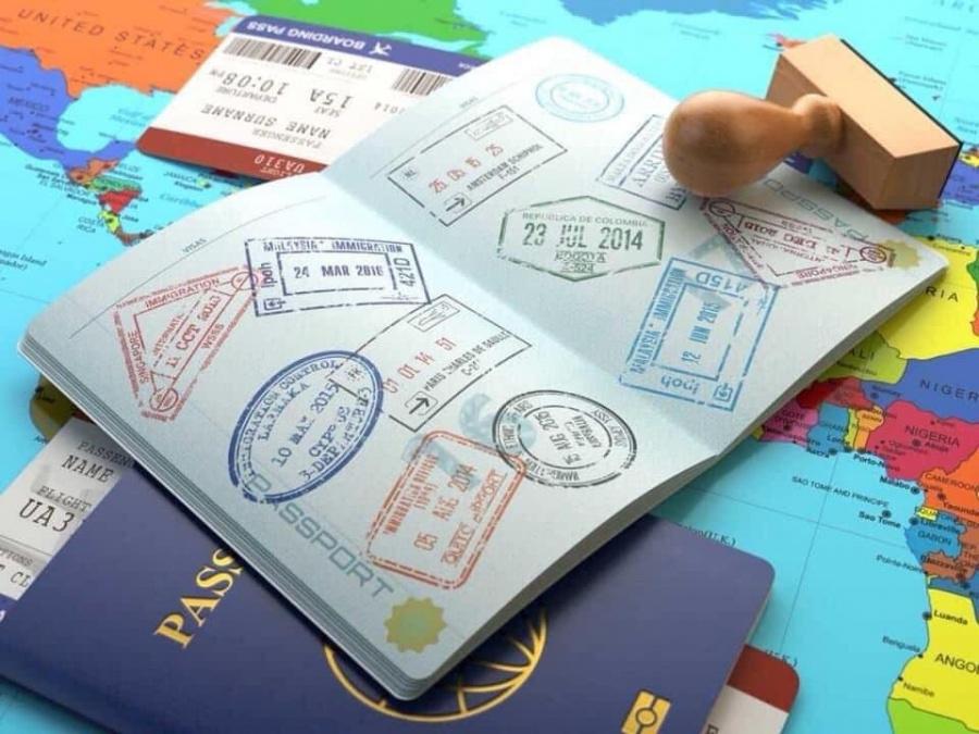 61 quoc gia vung lanh th1 mien visa ngan ngay cho khach du lich viet nam