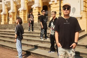 Rapper LK quay trở lại đường đua âm nhạc với MV