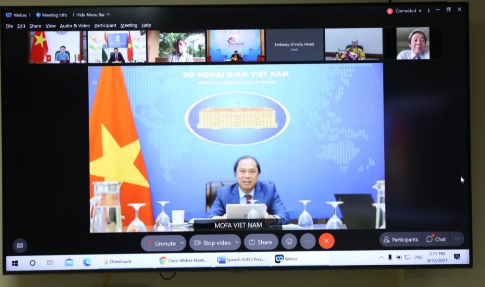 Đối ngoại nhân dân đóng vai trò tích cực trong phát triển quan hệ Việt Nam - Ấn Độ