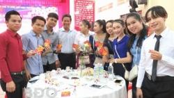 126 sinh viên Lào tại Bình Định vui Tết cổ truyền Việt Nam 2020