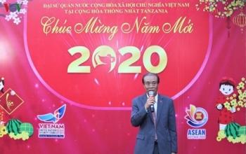 nhieu hoat dong y nghia tai tet cong dong xuan canh ty 2020 o tazania va hy lap