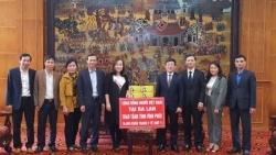 cong an ha giang tang 5000 khau trang cho cong an van nam trung quoc