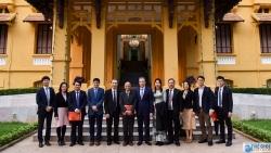 Năm 2020, sẽ khai trương trung tâm triển lãm hàng Việt Nam chất lượng cao ở nước ngoài