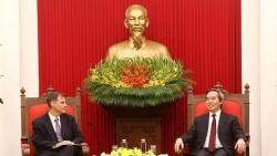 Việt Nam tích cực thúc đẩy các dự án hợp tác với các doanh nghiệp Hoa Kỳ