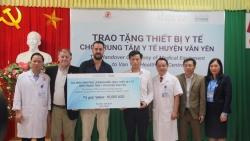 operation smile vietnam hop tac to chuc giai chay marathon keu goi giup do tre em kem may man