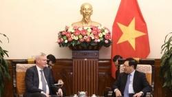Thứ trưởng Thứ nhất Bộ Ngoại giao Nga dự Đối thoại chiến lược Việt-Nga lần thứ 11