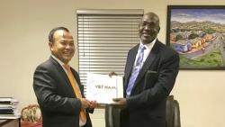 Việt Nam gửi điện mừng nhân kỷ niệm lần thứ 30 Ngày Độc lập nước Cộng hòa Namibia