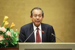 Phó TT Trương Hoà Bình: Việt Nam cam kết xoá bỏ nạn mua bán người