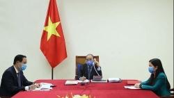 Hàn Quốc khẳng định ủng hộ các nỗ lực, sáng kiến của Việt Nam trong năm Chủ tịch ASEAN