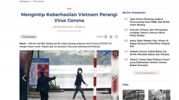 truyen thong indonesia viet nam lam rat tot trong viec phong chong su lay lan cua covid 19