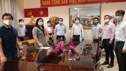 lien hiep cac to chuc huu nghi tinh dong nai tang 6000 khau trang cho tong lanh su cac nuoc chong covid 19