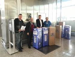 Tổ chức WUS, Đức tặng 20 hệ thống máy lọc nước sạch cho khu vực miền núi Việt Nam