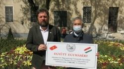 Cộng đồng Việt tại Hungary ủng hộ hơn 20.000 Euro giúp nước sở tại chống COVID-19