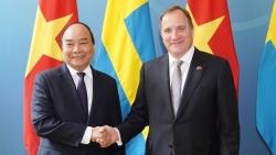 Việt Nam - Thụy Điển hợp tác nhiều mặt nhằm hạn chế tối đa tác động của đại dịch Covid-19
