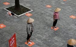 Hà Nội: Không tập trung quá 10 người nơi công cộng, thực hiện nghiêm 5K