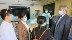Cộng Đồng Người Việt Nam Tại Hungary quyên góp hơn 5.000 Euro cho doanh nghiệp BKV Budapset