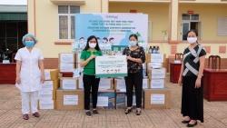 ChildFund triển khai gói hỗ trợ COVID-19 tại Kim Bôi và Tân Lạc tỉnh Hòa Bình