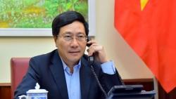 Việt Nam - Tây Ban Nha trao đổi về hợp tác trong bối cảnh dịch COVID-19