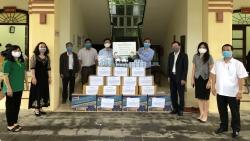 ChildFund Việt Nam thực hiện gói hỗ trợ khẩn cấp giúp hơn 27000 trẻ em và gia đình phòng chống dịch COVID-19