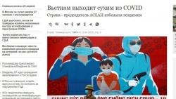 Báo Nga, Đức: Cách ly xã hội triệt để đã giúp cho quốc gia 95 triệu dân tránh được dịch bệnh