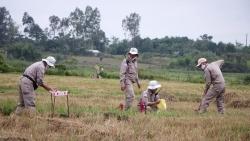 NPA-RENEW di dời và phá hủy 231 vật liệu nổ tại Quảng Trị