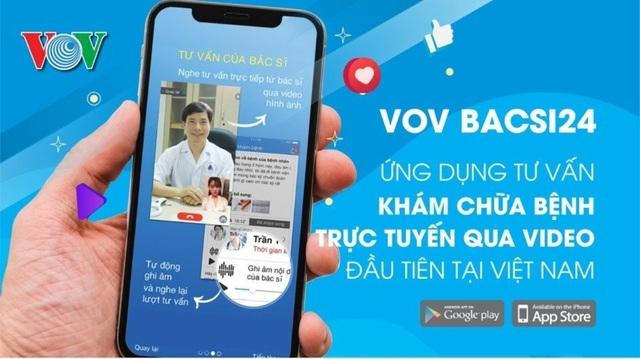 nguoi dan co the ket noi voi bac si thong qua ung dung tu van suc khoe online mien phi toan quoc