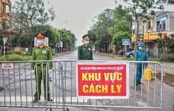 Từ 12h ngày 8/6, giãn cách toàn bộ thành phố Hà Tĩnh