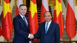 Lãnh đạo Việt Nam gửi Điện mừng nhân kỷ niệm lần thứ 229 Quốc khánh Ba Lan
