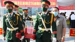 Truy điệu và an táng 16 hài cốt liệt sĩ Việt Nam hy sinh tại Lào