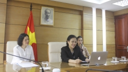 Ủy ban đối ngoại Saint Petersburg (Nga) muốn mở rộng hợp tác với VUFO