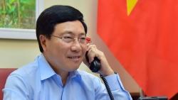 Việt Nam-Italia thúc đẩy hợp tác song phương và đa phương hậu COVID-19