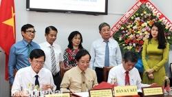 DUFO ký kết chương trình phối hợp công tác đối ngoại nhân dân giai đoạn 2020-2025