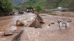 Các tỉnh miền núi phía Bắc có nguy cơ xảy ra lũ quét, sạt lở đất, ngập úng cục bộ