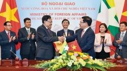Việt Nam-Myanmar: Đối tác tin cậy hướng tới tương lai