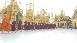 Chùa Đại Phước-công trình đầu tiên mang đậm dấu ấn Phật giáo Việt Nam tại Myanmar