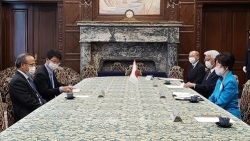 Việt Nam-Nhật Bản thúc đẩy quan hệ hợp tác hậu COVID-19