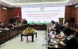 SPIR Việt Nam tặng 300 suất quà giúp người dân thủ đô khắc phục hậu quả do COVID-19
