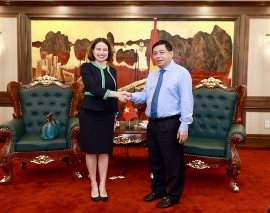Australia viện trợ 10,5 triệu AUD giúp Việt Nam khôi phục kinh tế hậu COVID-19