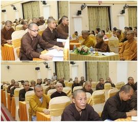 Hội nghị nâng cao nhận thức pháp luật về tôn giáo cho 200 tăng ni, tu sỹ, chức việc Phật giáo tại Nghệ An