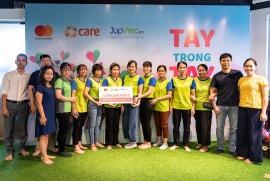 CARE Quốc tế tại Việt Nam, Mastercard hỗ trợ hơn 800 lao động nữ khắc phục hậu quả COVID-19