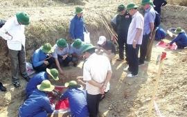 Thừa Thiên Huế đón nhận, truy điệu và an táng 15 hài cốt liệt sĩ quân tình nguyện Việt Nam - Lào