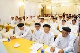 100 chức sắc, chức việc tôn giáo tham gia tập huấn về biến đổi khí hậu tại tỉnh Bến Tre