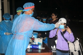 Bộ Y tế: Địa phương cần quản lý chặt người từng ở Đà Nẵng từ 1/7