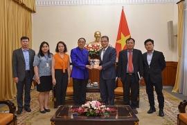 Thái Lan mong muốn được học tập thành công của Việt Nam về công tác kiều dân