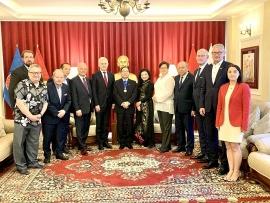 Nhóm Nghị sỹ hữu nghị Ba Lan – Việt Nam  khóa mới chính thức được Quốc hội Ba Lan phê chuẩn