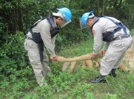 Các tổ chức phi chính phủ Hoa Kỳ đồng hành cùng Quảng Trị (Việt Nam) khắc phục hậu quả chiến tranh