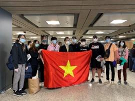 Sẽ đưa 14.000 người Việt Nam từ nhiều quốc gia về nước